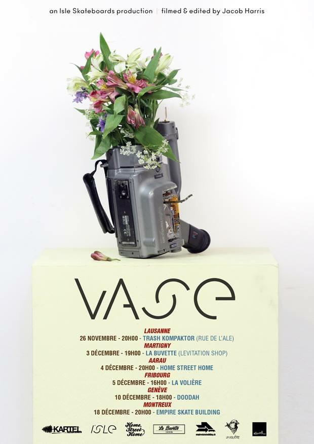 flyer vase