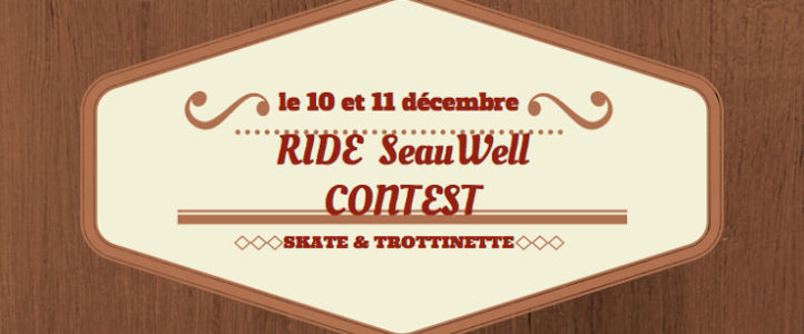 Ride Seau Well Contest @ ESB