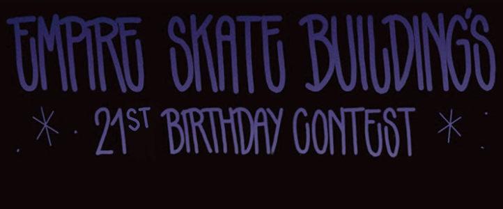 Events – ESB's Birthday Contest